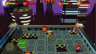 Crash Bash: Funny Tie - Hard Mode