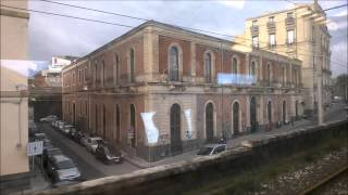 Catania Centrale Train