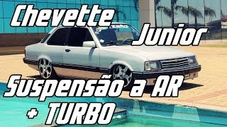 Chevette Junior Baixo na AR + TURBO - Studio Racing Films