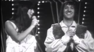 Sonny & Cher - I Got You Babe (Official Music Video)