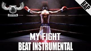 Hard Gangsta Epic Orchestral Guitar Rap Hip Hop BEAT INSTRUMENTAL - My Fight
