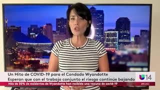 Más de 50% de residentes de Wyandotte han recibido una vacuna de covid-19
