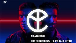 Yellow Claw - City On Lockdown (feat. Juicy J & Lil Debbie) [Official Full Stream]
