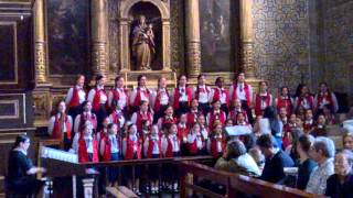 Coro Infantil DSEAM - Aclamai o Senhor Deus