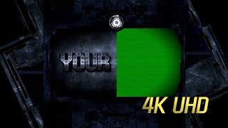 4K Free Logo Intro Template Green Screen Intro Template