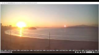 Nibiru 2016 8th September  2016 Brazil Live Camera   Beach Itararé   Sao Vicente SP2016 09 11 13 52