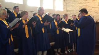 Shepherd of the Hills Christian Church Choir - Austin, TX - Come and Worship