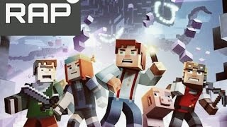 RAp do minecraft story mode (RAPGAME)#2