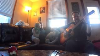 """""""Plush"""" acoustic cover (Stone Temple Pilots)"""