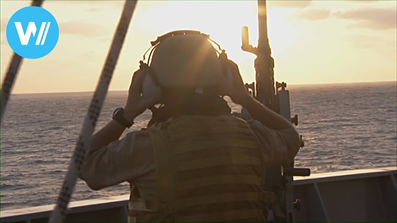 Pirate Hunting - Operation Atalanta in the Indian Ocean