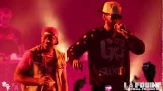 Paname Boss (Concert LIVE) - La Fouine feat Fababy et Sultan