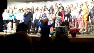 We are the World 25 for Haiti- BHS choirs.
