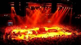 Machine Head - Hallowed be thy Name (Iron Maiden Cover) Nottingham Metallica Gig 2009
