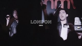 CAVALIER YOUTH INSTORE TOUR ~ Episode 2: LONDON
