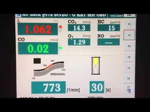 AU-Tester BrainBee Omnibus 800 Benzin + Diesel OBD Pkw Lkw LF4