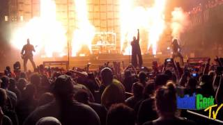 Disturbed - Ten Thousand Fists: Live at Rocklahoma 2016