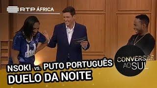 Nsoki vs. Puto Português
