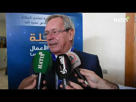 Video : Forum d'Affaires Maroc-France à Dakhla : Déclaration de Philippe-Edern Klein, président la CFCIM
