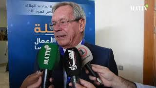 Forum d'Affaires Maroc-France à Dakhla : Déclaration de Philippe-Edern Klein, président la CFCIM