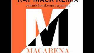 Macarena - Sinjun & Ray Mack REMIXES