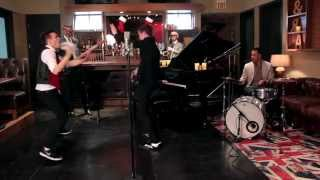 Funny video without cats - Joy to the World Motown Christmas Cover ft Von Smith & Tambourine Guy