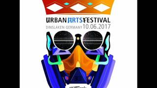 Mizta Riöz & Aleq mit Q - UAF ( produziert von Mizta Riöz) Urban Arts Sampler 2017