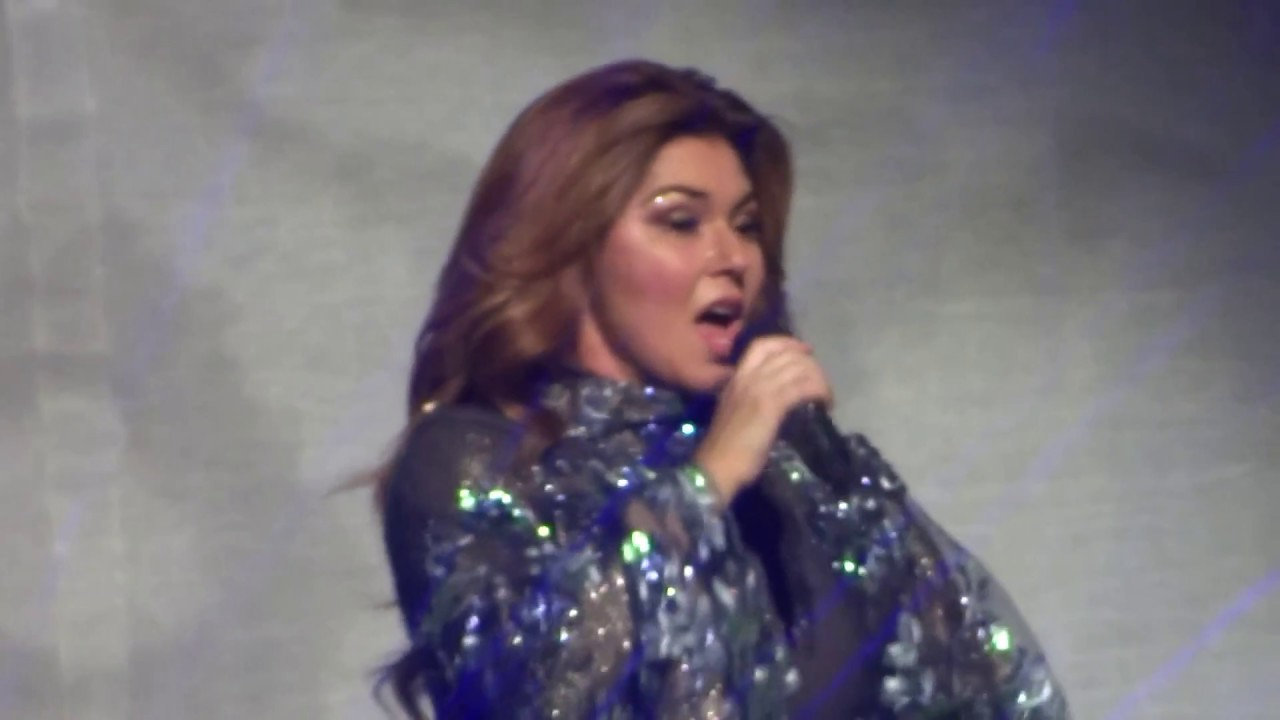 Date For Shania Twain Tour Coast To Coast In QuÃbec Qc