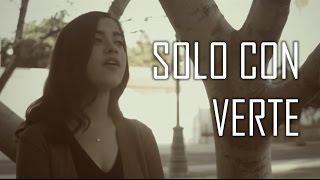 Sólo Con Verte - Banda MS (Cover) Natalia Aguilar