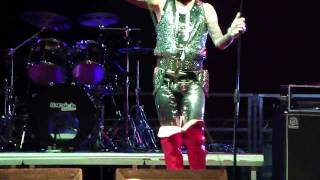 Sigue sigue sputnik - live fano moonlight festival 2010