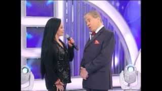 PERLA - Canta , Fernando  no programa Silvio Santos - 06/05/2012