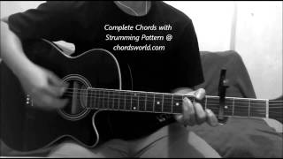 Benediction Chords by August Alsina - chordsworld.com