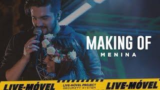 "Luan Santana | Pré-Video ""Menina"" (Making Of)"