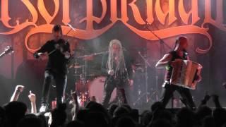 Korpiklaani - Karhunkaatolaulu (Live in Kiev 2016) FULL HD