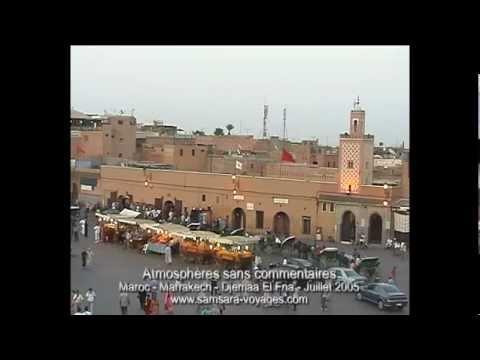 Voyage au Maroc, Marrakech / Samsara Voyages