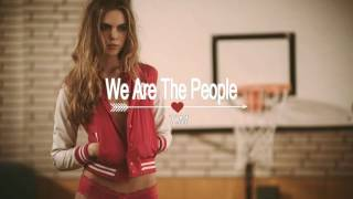 We Are The People - Empire Of The SUN (Geonis & Mier Remix)