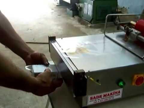 zarf tipi jelatin ambalaj paketleme makinası  çay şeker sabun kozmetık parfüm   kutu box manuel