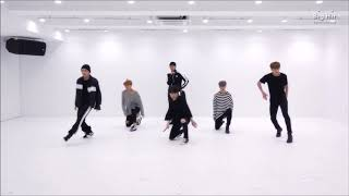 [FMV] BTS (방탄소년단) - Best of me ( Dance practice) (HD 1080p)