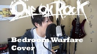 Bedroom Warfare Cover - ONE OK ROCK