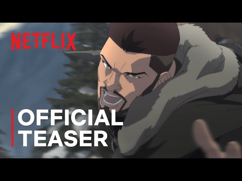 WTFF::: Official teaser trailer for Netflix\'s The Witcher: Nightmare of the Wolf