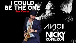 I Could Be the One (Avicii vs Nicky Romero-Noonie Bao Acoustic) Sax Cover