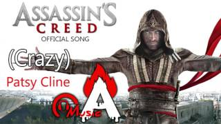 Assassins Creed Official Song (Patsy Cline - Crazy)