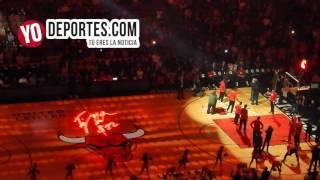 Bulls vs Miami Heat Monday January 25