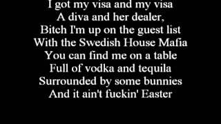 Swedish House Mafia - Miami 2 Ibiza + Lyrics (NEW 2011)