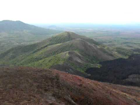the summit of cerro negro
