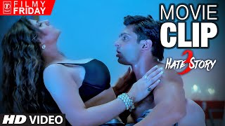 HATE STORY 3 Movie CLIPS 6 -  Zareen Khan & Karan Singh Grover Love Making Scene width=