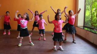 Better When I'm Dancing | Happy Dancing Feet | Meghan Trainor | Kids Dance