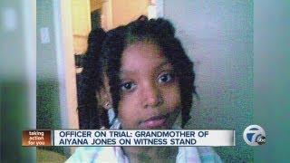 Aiyana's grandmother testifies