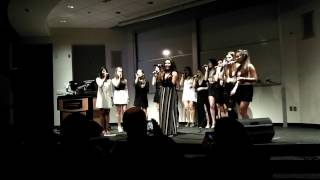 "NBT A Capella cover of The Animals', ""House of the Rising Sun"", soloist Ale"