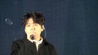 정승환 '달의 연인' OST [바람] 라이브(161106 레탑코리아 공연)