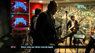 "The Hilton Halo Live @ 3FM ""Your Man"""